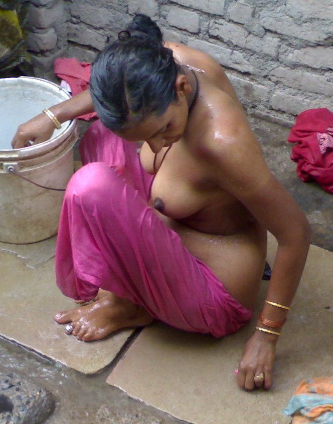 ugly naked women in shower